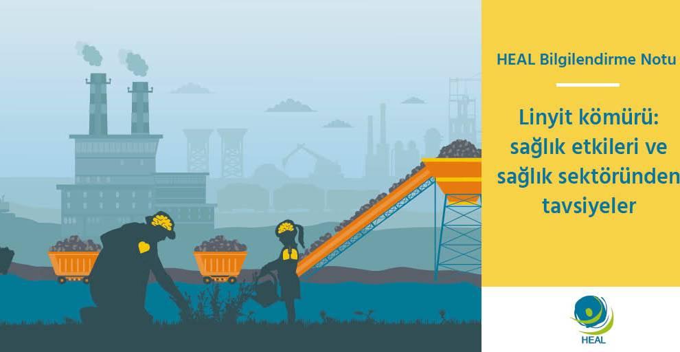 İklim Zirvesi'nde Türkiye'nin Linyit Üretimi ve Sağlık Etkileri Mercek Altına Alındı!