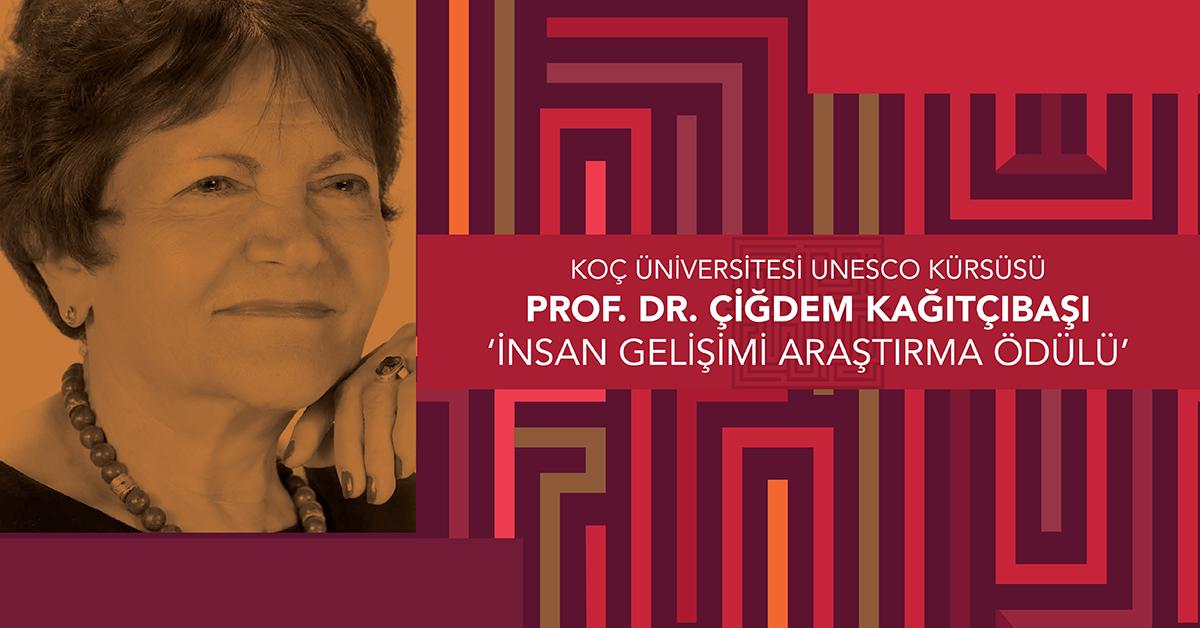 Prof. Dr. Çiğdem Kağıtçıbaşı İnsan Gelişimi Araştırma Ödülü'ne Başvurular Başladı!