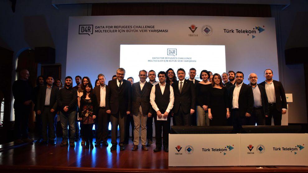 'Mülteciler için Büyük Veri' yarışmasının kazananları belli oldu