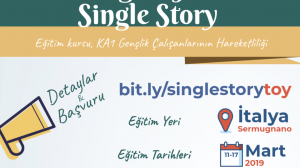 The Danger of the Single Story Eğitim Kursu