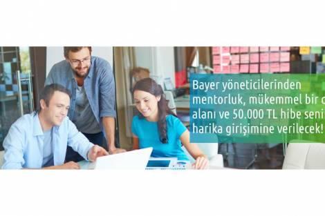 Bayer'in Girişim Hızlandırma Programı Grants4Apps Turkey'in İkinci Yılı İçin Geri Sayım Başladı