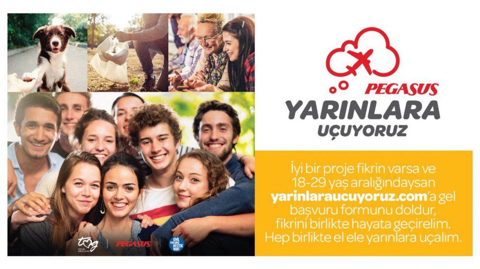 Gençlerin Seyahat İçeren Toplumsal Fayda ve Dayanışma Temelli Proje Fikirleri Destekleniyor!