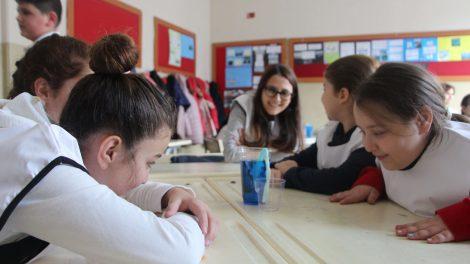 Bayer Genç Bilim Elçileri Projesi'ne PRİDA'dan Anlamlı Ödül!