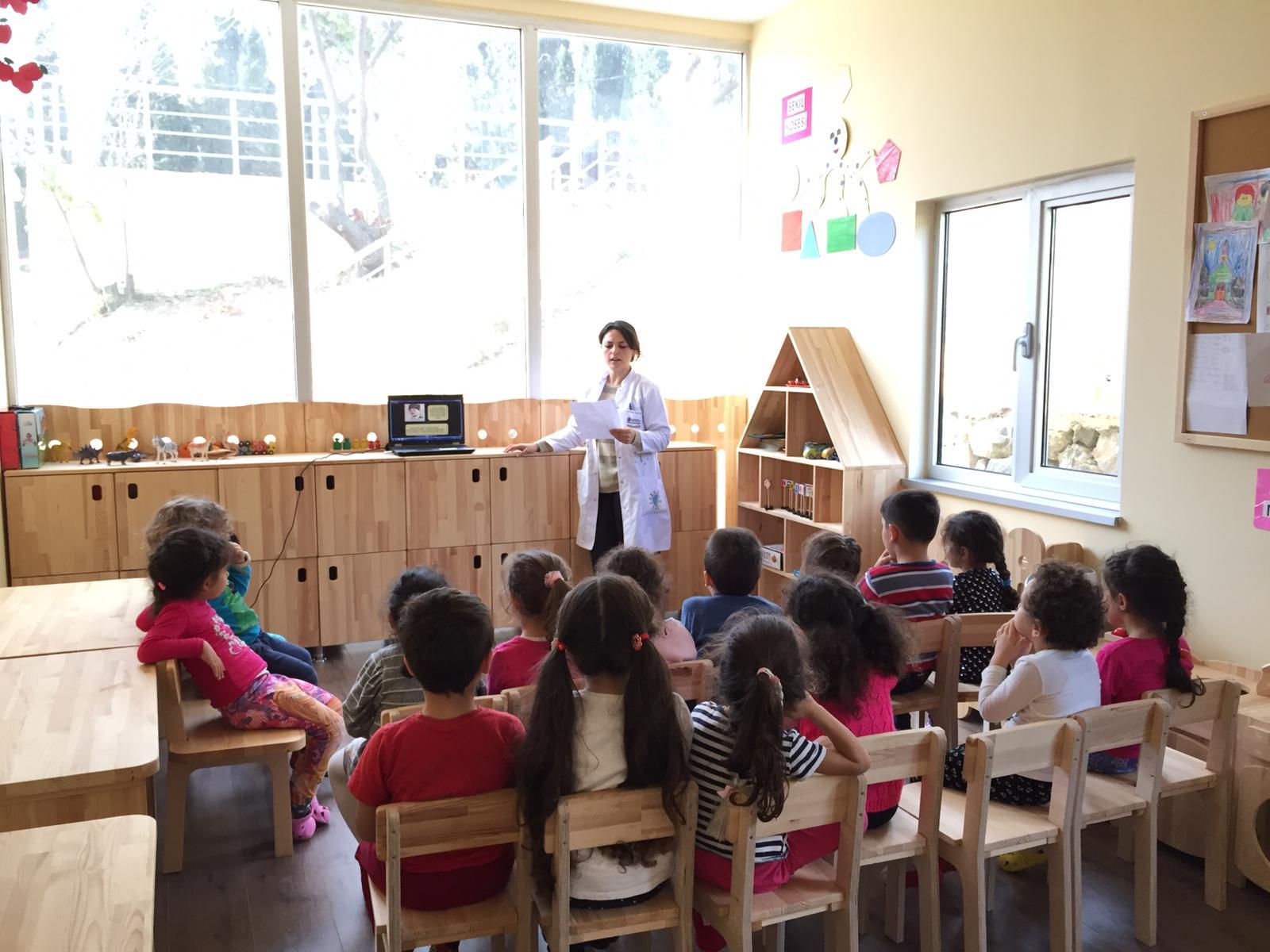 Alerji ile Yaşam Derneği'nden Türkiye'de alerjik çocuklara özel ilk kreş