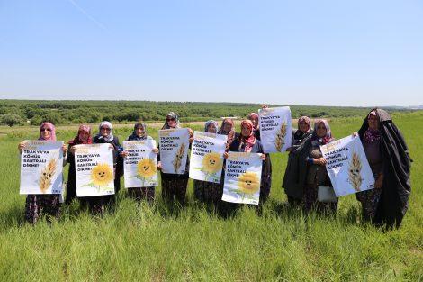 TEMA Vakfı İklim için Kadın Liderleri destekliyor!