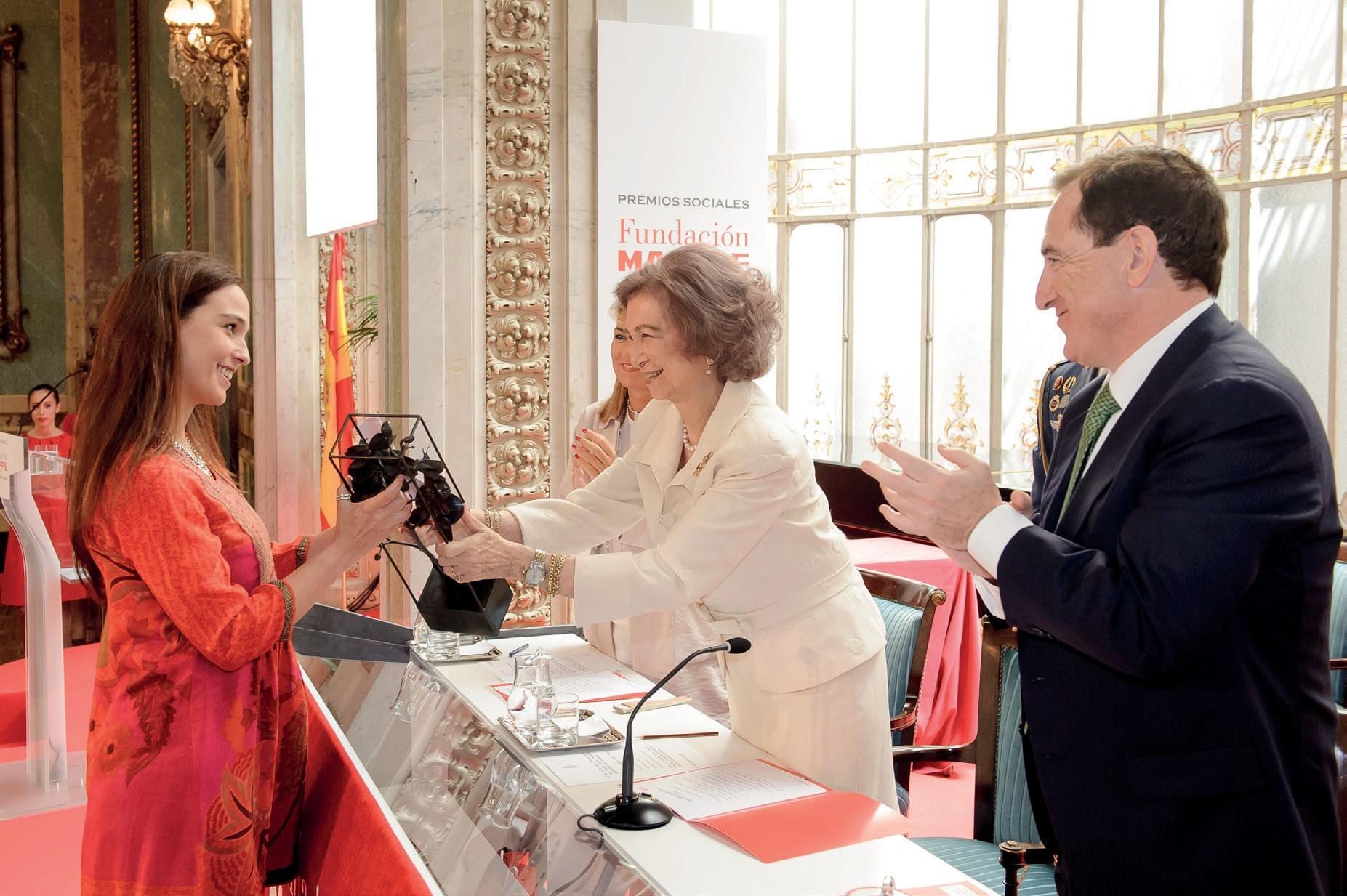 Fundación MAPFRE, Toplumsal Gelişime Katkı Sunanları Ödüllendiriyor!