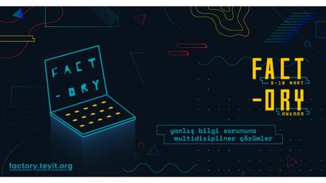 Yanlış Bilgi Sorunu için Design Sprint Programı Factory başlıyor!