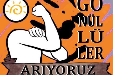 Akdeniz Gençlik Derneği Türkiye'nin Her Yerinden Gönüllü Çalışma Arkadaşları Arıyor…