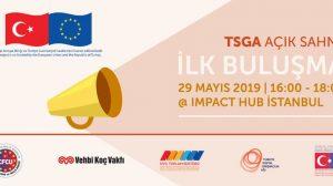 Türkiye Sosyal Girişimcilik Ağı Açık Sahne: İlk Buluşma'sına Davetlisiniz!