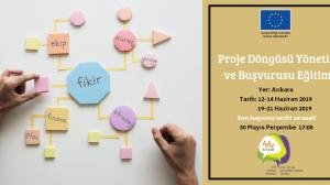 Proje Döngüsü Yönetimi ve Proje Başvurusu Eğitimi Başvuruları Açıldı !