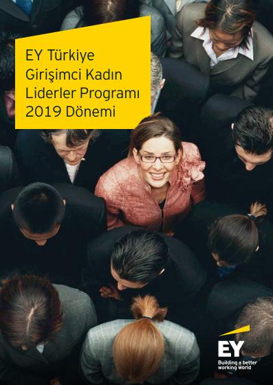 EY Türkiye Girişimci Kadın Liderler Programı 2019 başvuruları başladı