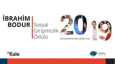 İbrahim Bodur Sosyal Girişimcilik Ödülü üçüncü yılında başvuruları bekliyor1