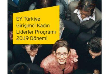 EY Türkiye Girişimci Kadın Liderler Programı 2019 başvuruları başladı !