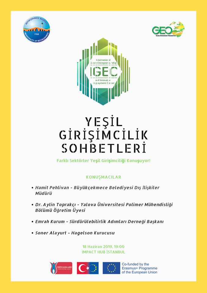 Yeşil Girişimcilik Sohbetleri