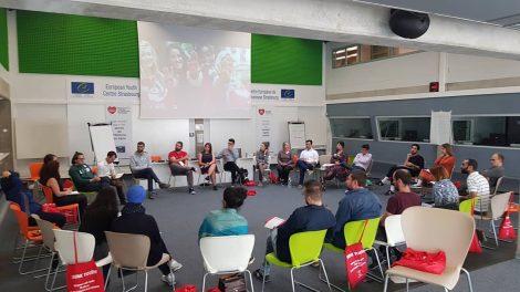 Gençlik Çalışmaları Derneği tarafından Avrupa Konseyi'nin Strazburg'daki Gençlik Merkezi'nde organize edilen Nefret Söylemine Hayır Hareketi Çalıştayı'na davetlisiniz!