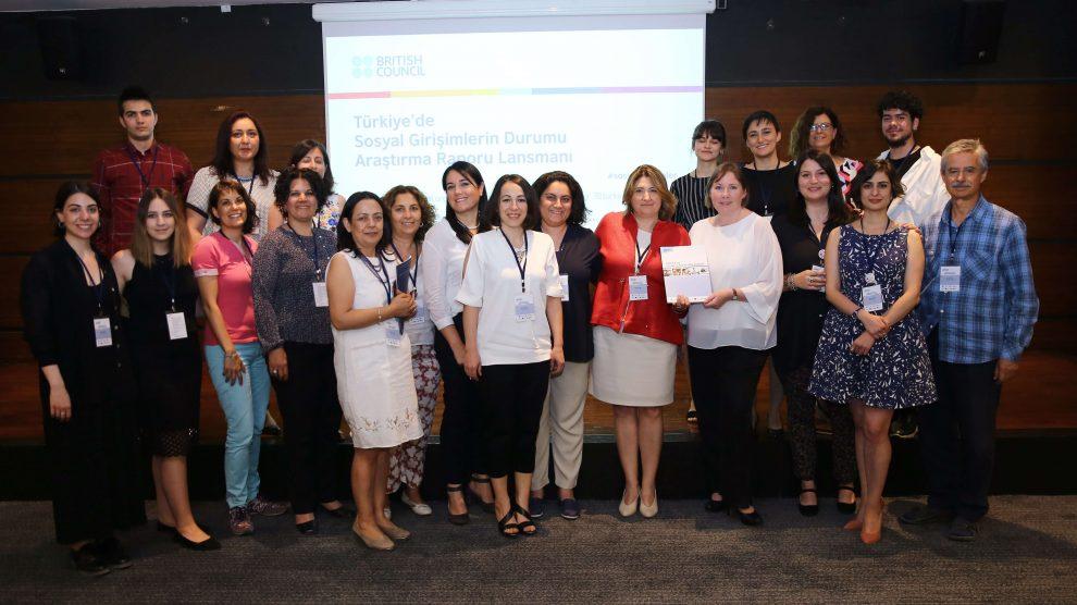 Türkiye'de Sosyal Girişimlerin Durumu araştırma raporu yayımlandı!