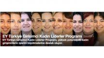 EY Türkiye Girişimci Kadın Liderler Programı Başvuruları 23 Ağustos'a kadar uzatıldı!