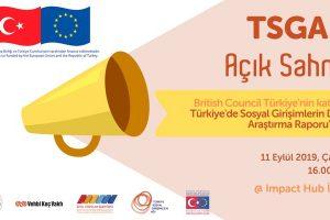 Türkiye'de Sosyal Girişimlerin Durumu Araştırma Raporuna Özel Buluşma