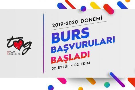 Toplum Gönüllüleri Vakfı (TOG) 2019 – 2020 Dönemi Burs Başvuruları Başladı!