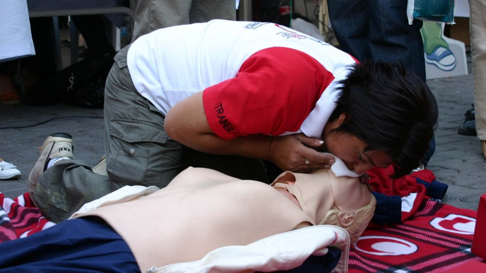 """14 Eylül Dünya İlk Yardım Günü """"İlk yardımda ayrımcılığa geçit yok"""""""