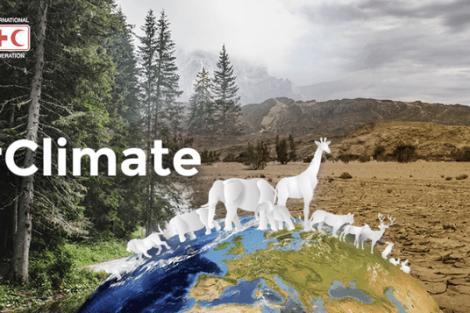 TikTok ve Uluslararası Kızılhaç ve Kızılay Dernekleri Federasyonu (IFRC) iklim değişikliğine karşı güçlerini birleştirdiler !