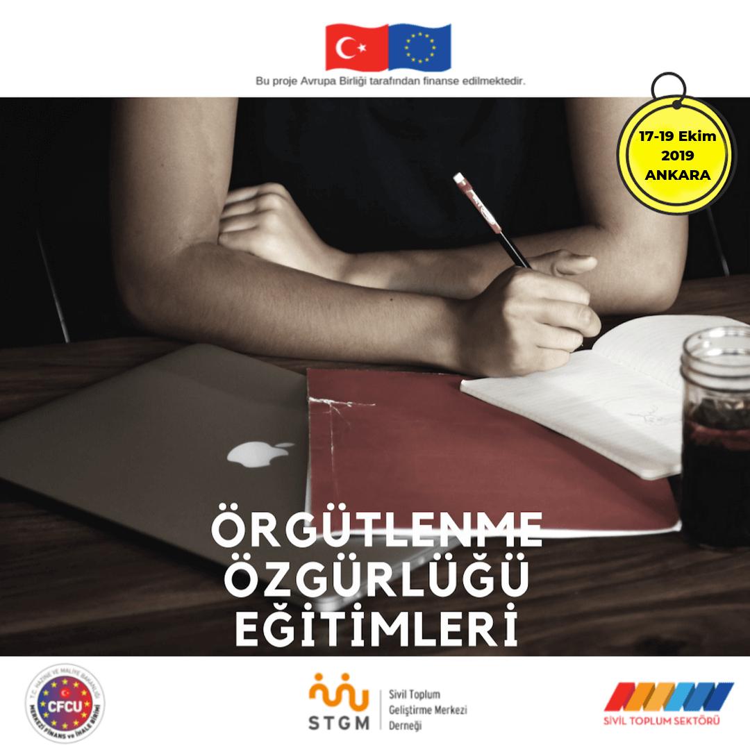 Katılım Hakkı ve Örgütlenme Özgürlüğü Projesi