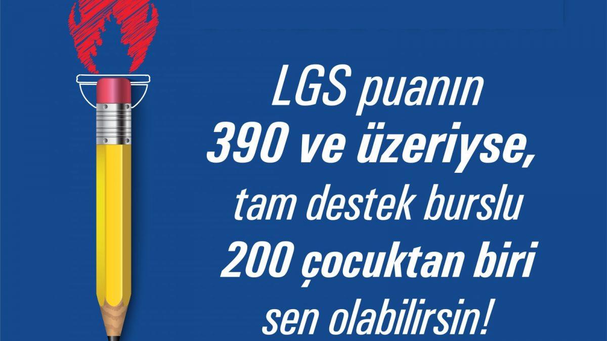 Türk Eğitim Derneği ( TED )Tam Destek Bursu Başvuruları Başladı!