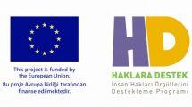 HAKLARA DESTEK İnsan Hakları Örgütlerini Destekleme Programı Başvurulara Açıldı!