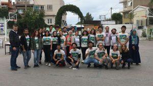Bayer Genç Bilim Elçileri, İzmir'de Bilim Şenliği Düzenledi