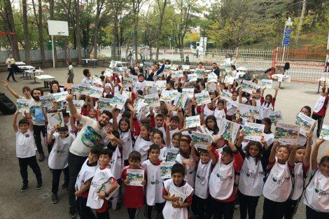 Bayer Genç Bilim Elçileri, Bolu'da Bilim Şenliği'nde 500 Çocukla Buluştu!