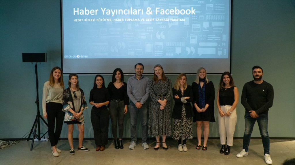 Facebook, Gazetecelik Eğitim Programını Türkiye'de Başlattı!