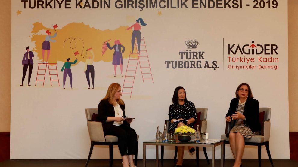 """Türkiye Kadın Girişimcilik Endeksi"""" Açıklandı!"""