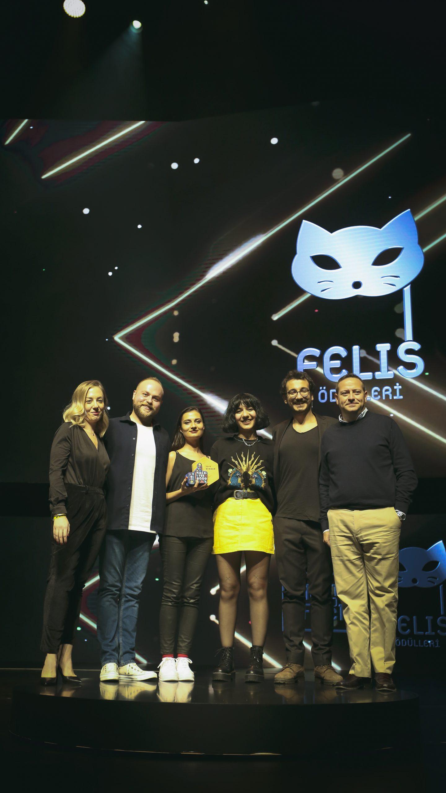 """Facebook'un """"Akran Zorbalığı""""Na Odaklanan Hack For Good 2019 Yarışmasının Kazananı Rafineri Oldu"""
