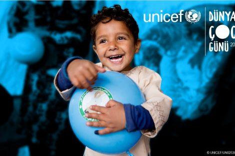 Dünya Çocuk Günü için Yalıkavak Marina ve UNICEF ile Birlikte Harekete Geçin!