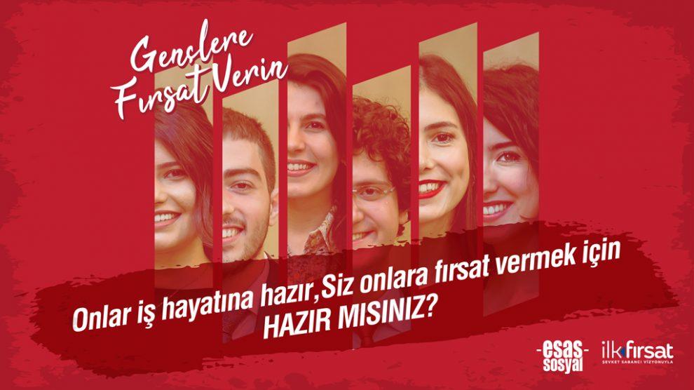 Gençlere Fırsat Verin – İlk Fırsat Programı 2019 Katılımcıları