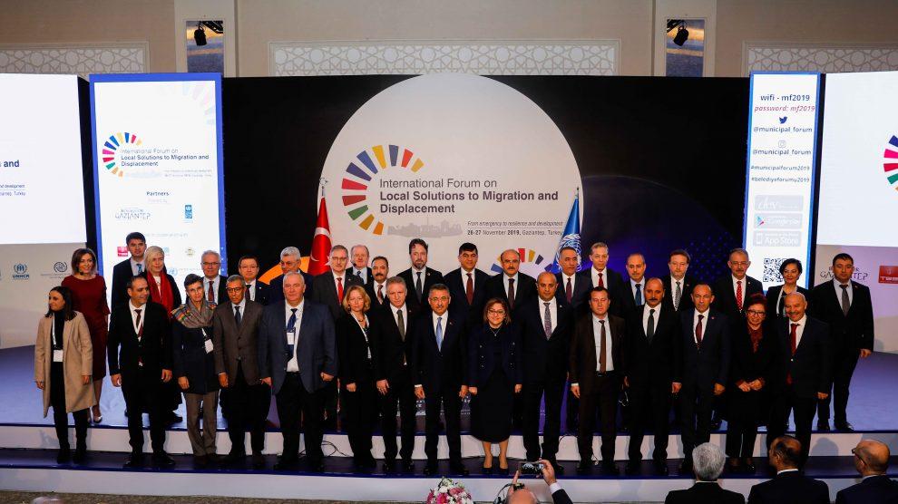 Dört Kıtadan Belediye Başkanları, Yerel Yönetimler ve Kalkınma Aktörleri Göç ve Yerinden Edilmenin Etkilerine Yönelik Çözümleri Geliştirmek İçin Bir Araya Geldi