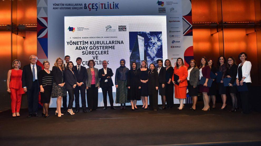 Yönetim Kurullarında Kadin Üyelerin Sayısı Artmaya Devam Ediyor!