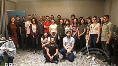 Veri Kaynağı Atölyesi 23 Kasım'da İstanbul'da