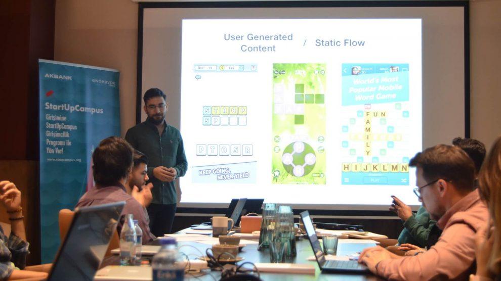 Genç Girişimleri Büyüme Yolunda Destekleyen StartUpCampus Programı Başladı!