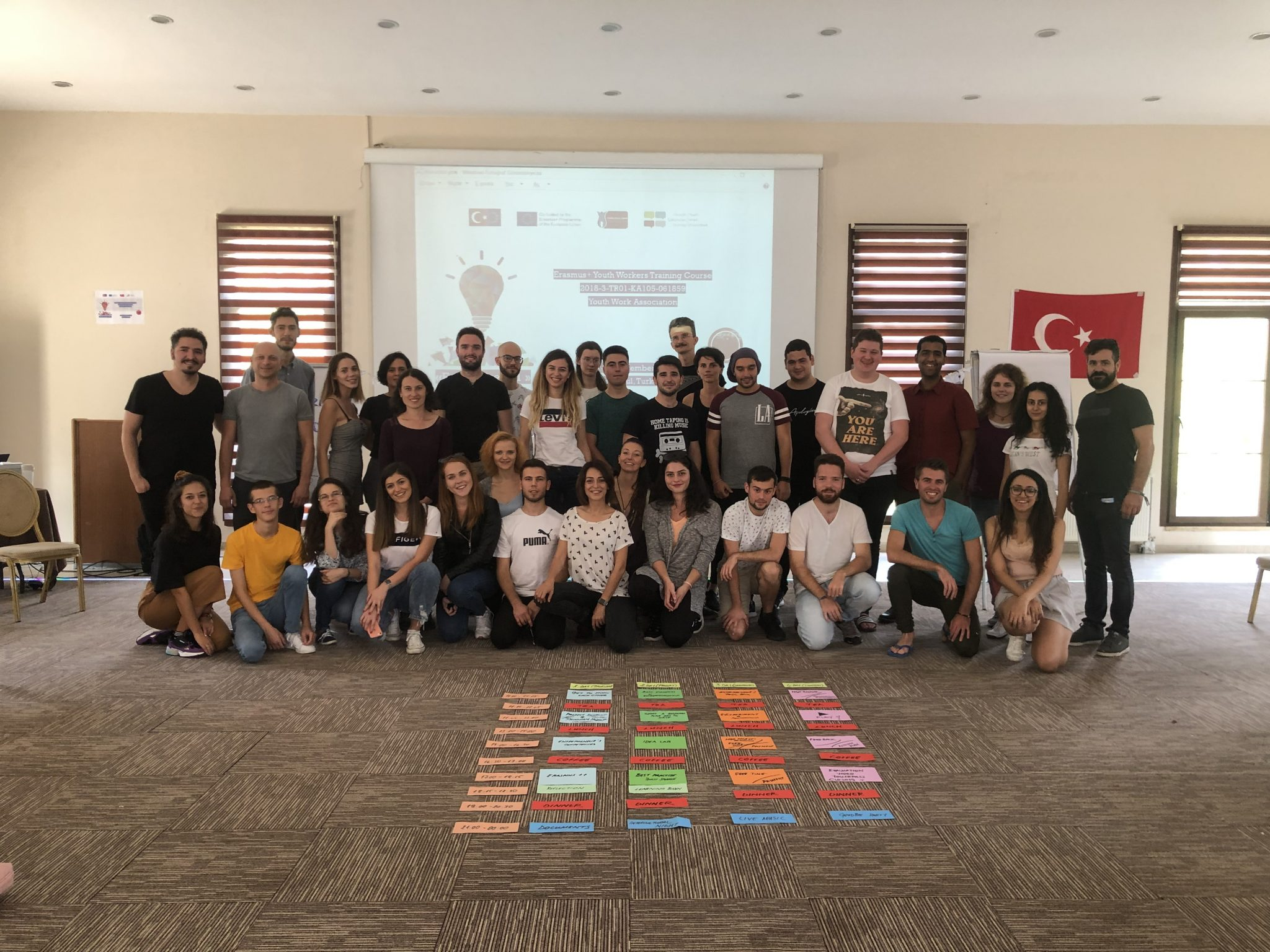 Erasmus+ Eğitim Kursu: Enterprise 101