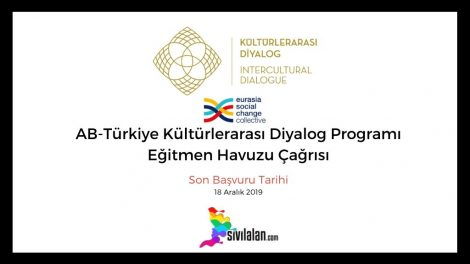 The EU-Turkey Intercultural Dialogue Programme Pool of Trainers
