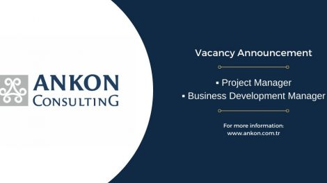 Ankon Consulting is looking for Project Managers and BD Managers