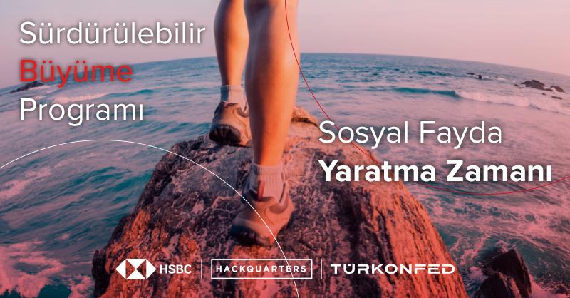 HSBC Türkiye, sosyal fayda sağlayan start-up şirketleri destekleyecek!