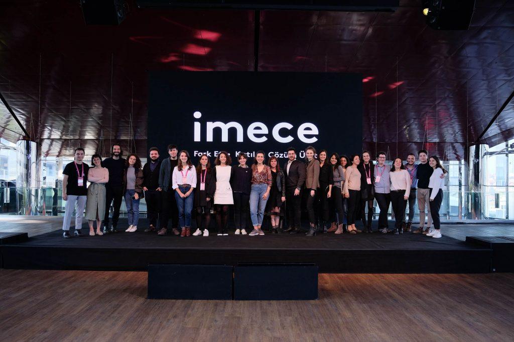 Türkiye'de büyüklüğü 20 milyon TL'yi aşan sosyal girişimcilik imece ev sahipliğinde masaya yatırıldı