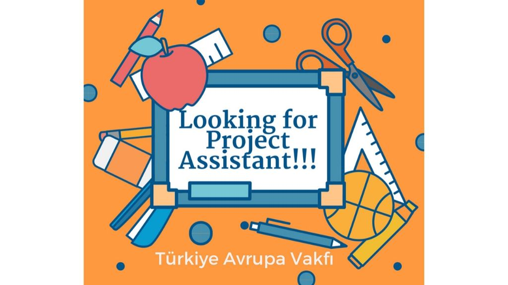 Turkey Europe Foundation (TAV) is Looking for a Project Assistant for an EU-Supported Project!