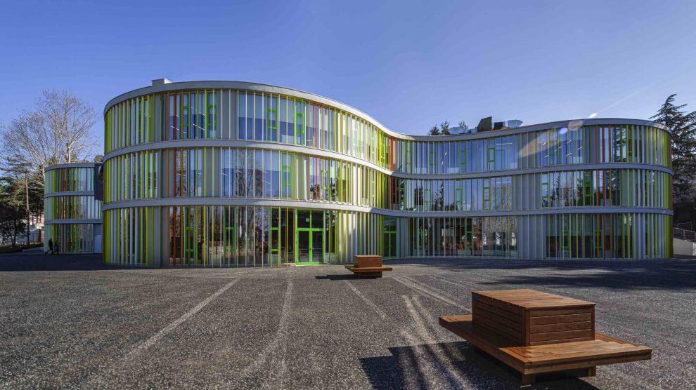 Vehbi Koç Vakfı'ndan 21'inci Yüzyılın 'Model Okul'u