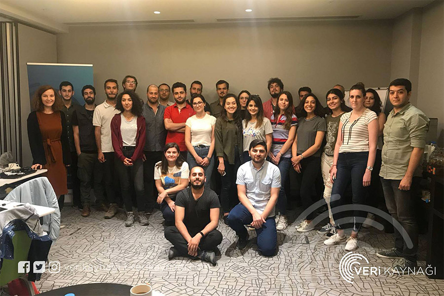 Veri Kaynağı Atölyesi 21 Aralık'ta Eskişehir'de