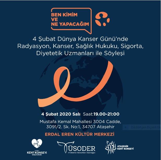 4 Şubat Dünya Kanser Günü Semineri