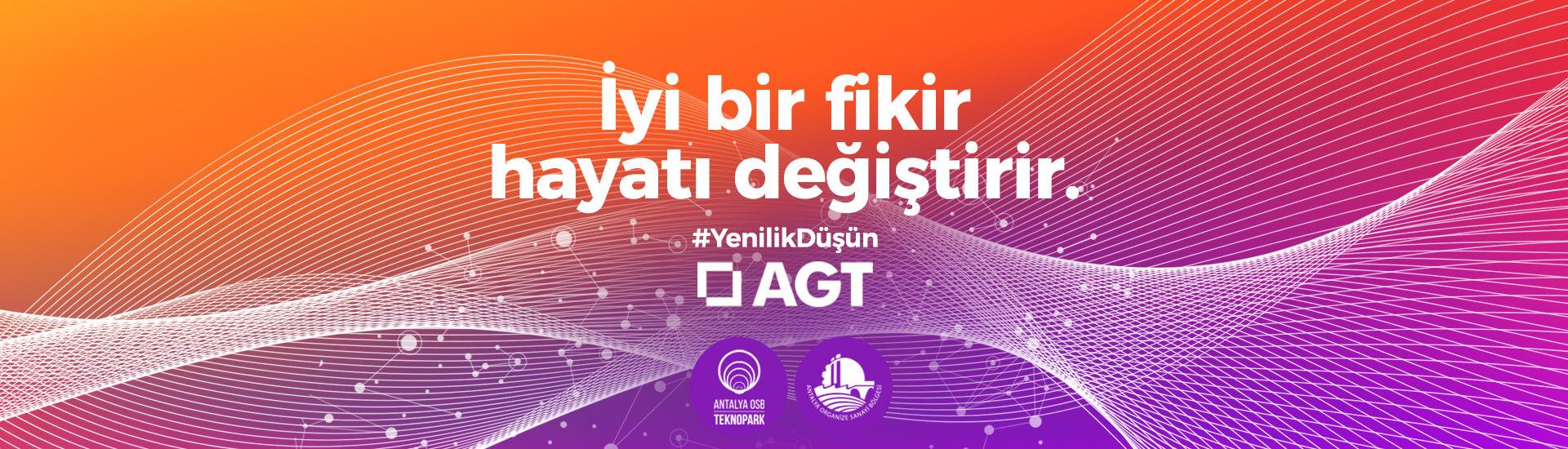 AGT, fikir maratonunda sizi yenilik düşünmeye davet ediyor!