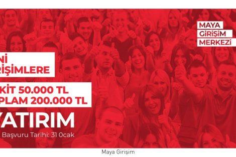 İzmir Startup'ını Arıyor! Yeni Girişimlere, Nakit 50.000 TL, Toplamda 200.000 TL Yatırım!